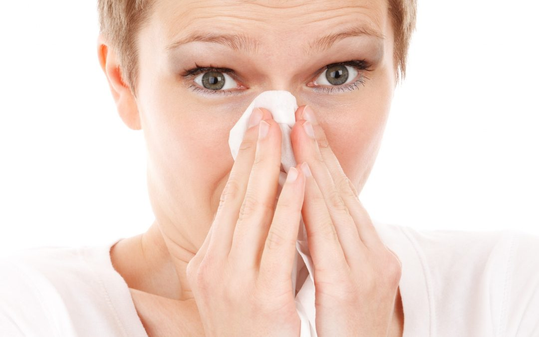 The Secret to Surviving Cold & Flu Season