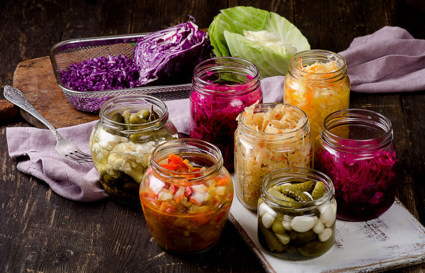 Miraculous Fermented Foods