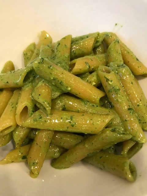 Flavorful Pesto!