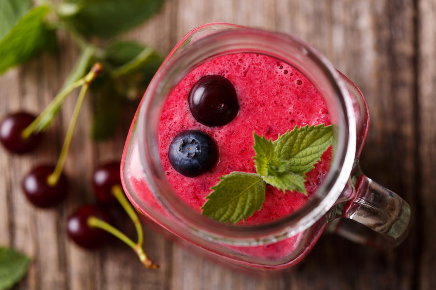 Lights Out Smoothie
